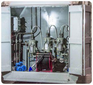 Агрегат Фильтрации Авиационного Топлива